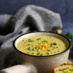 Creamy Vegetarian Corn Chowder
