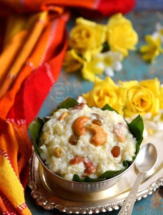 How to make Kalkandu Pongal