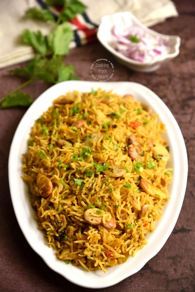 How to make Double Beans Pulao