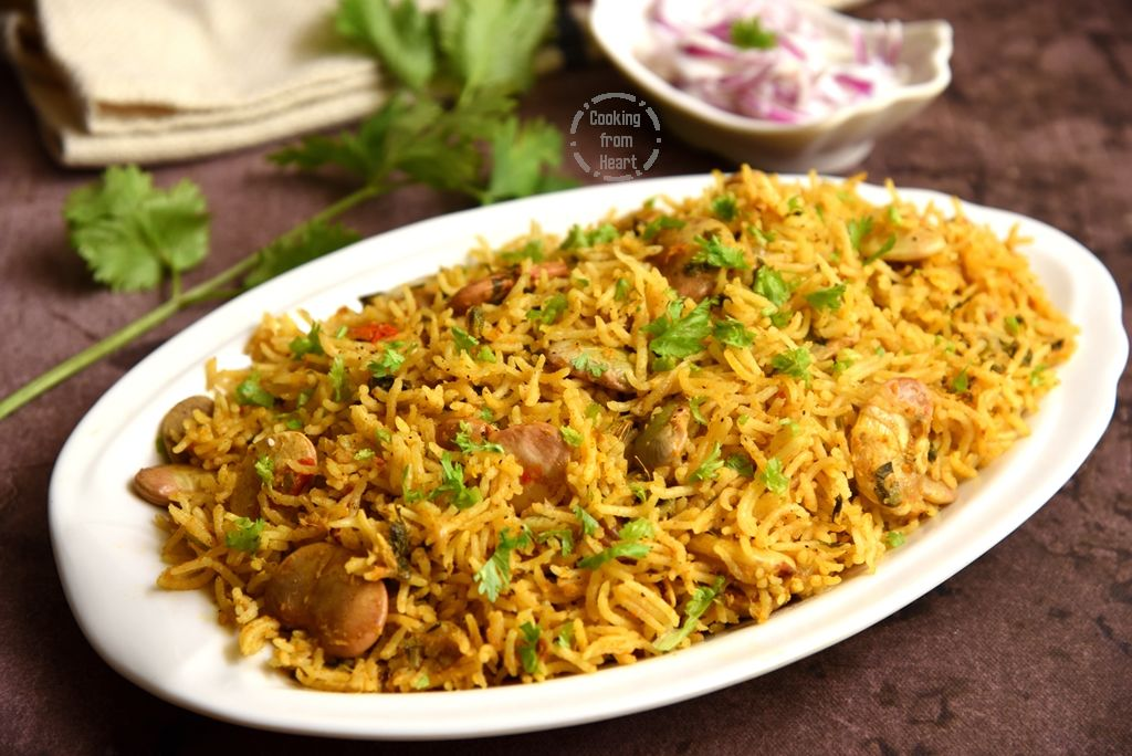 How to make Double Beans Pulav