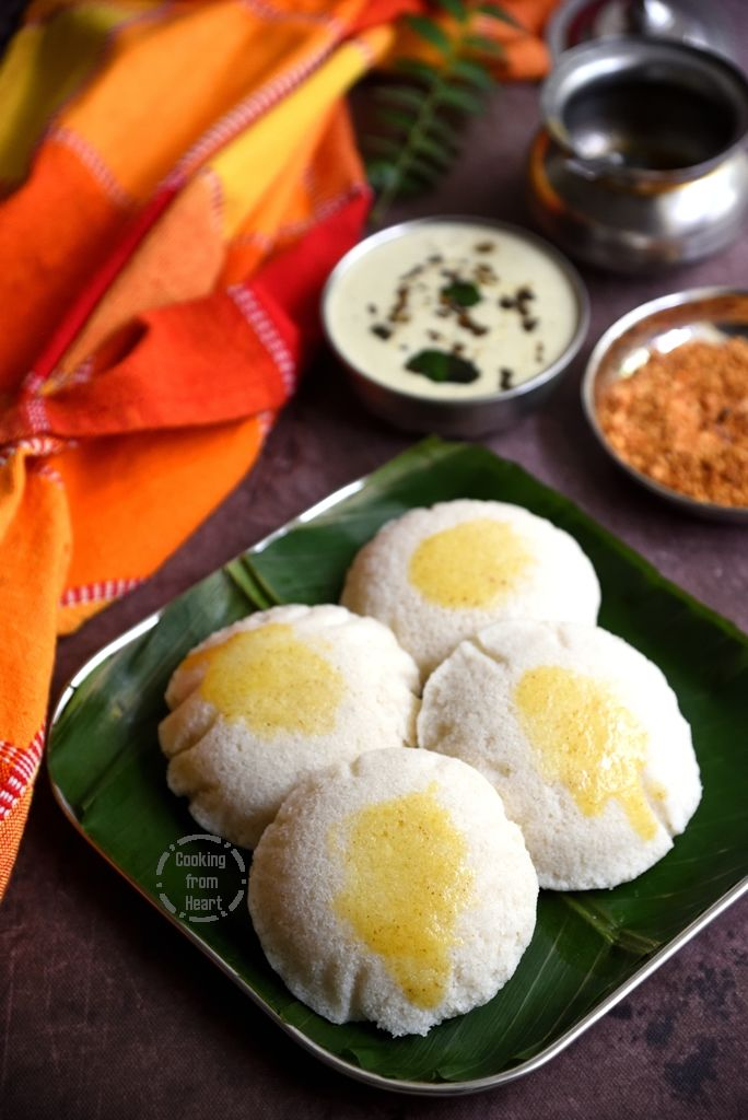 How to make soft Idli using Idli Rava