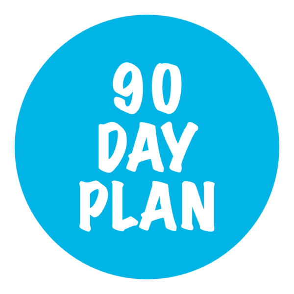 90 Day Plan For Men 1