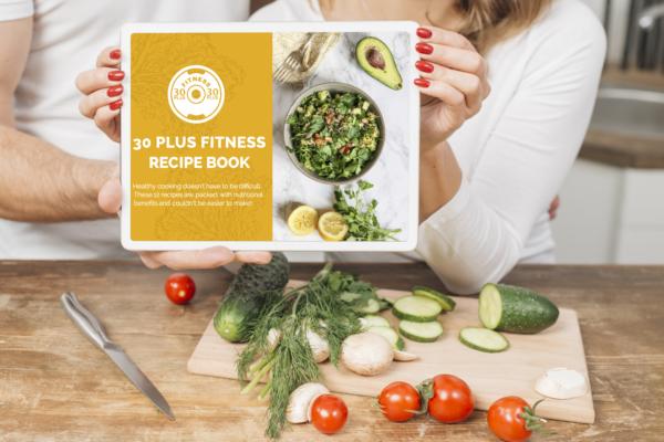 The 30 Plus Fitness Book Bundle 3