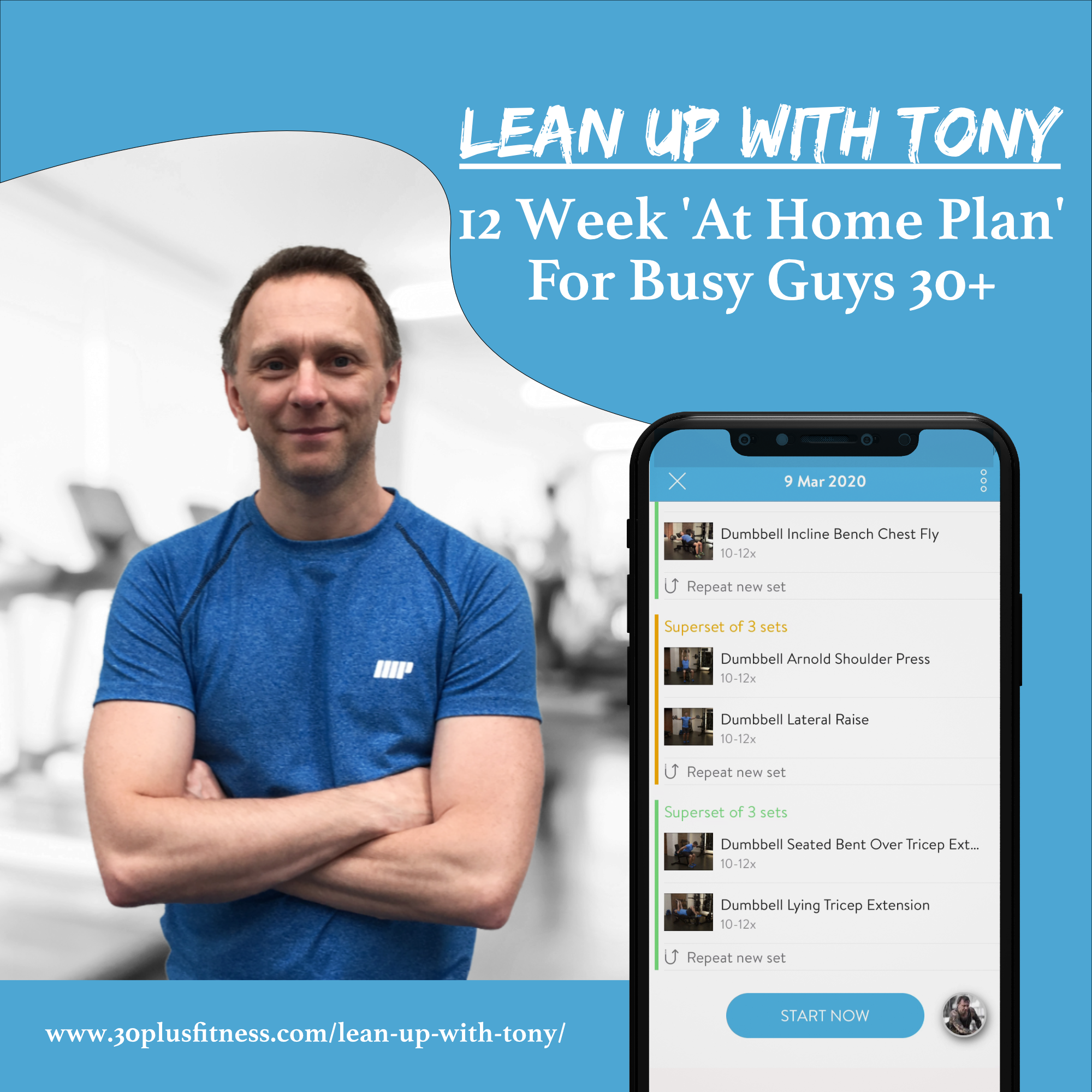 Lean Up With Tony 4