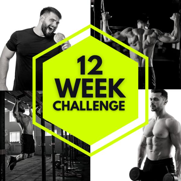 12 Week Challenge 1