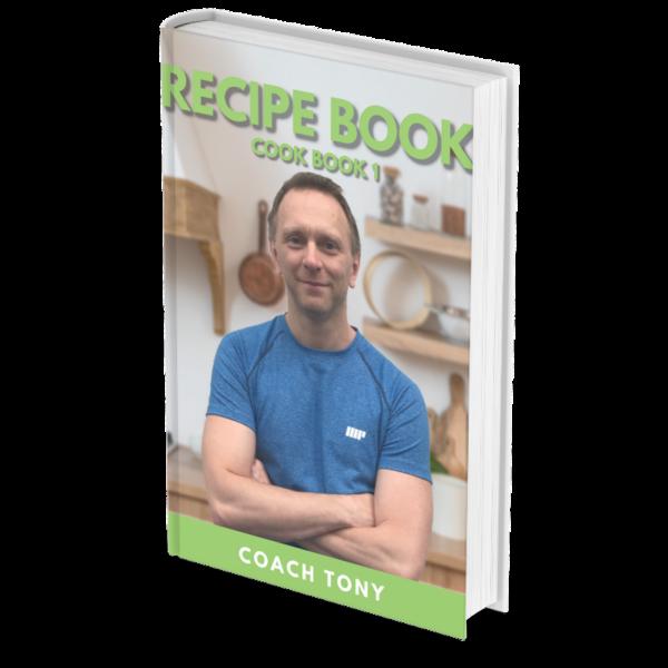 Recipe Book #1 1
