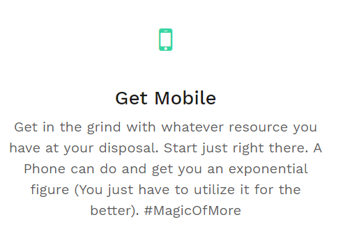 Get Mobile