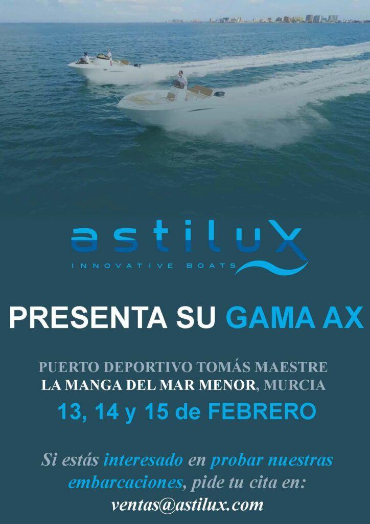 Evento Gama AX
