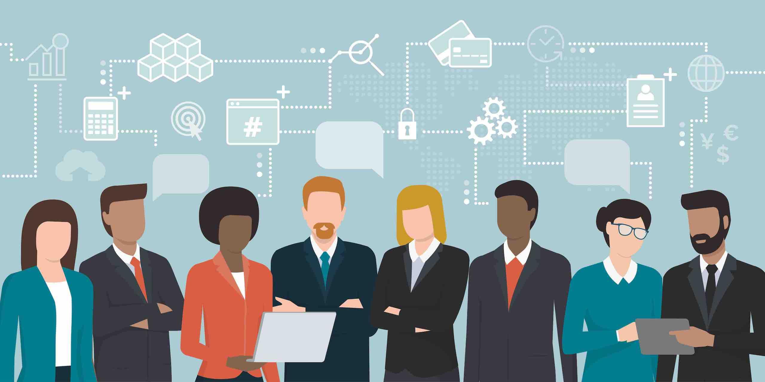 CXOs, Strategic Advisors and Top Independent Professionals