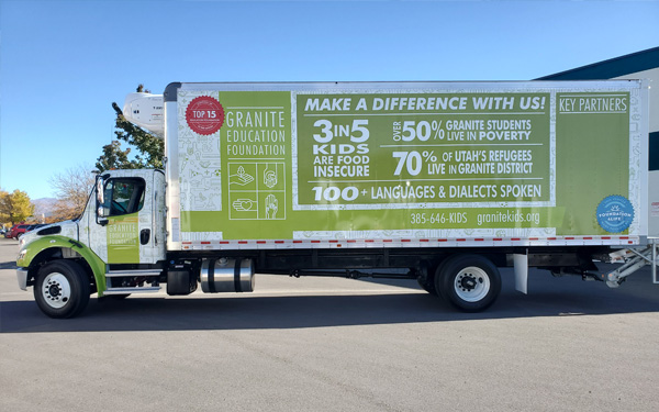 Vinyl Wraps for Box Trucks -  Interstate Image