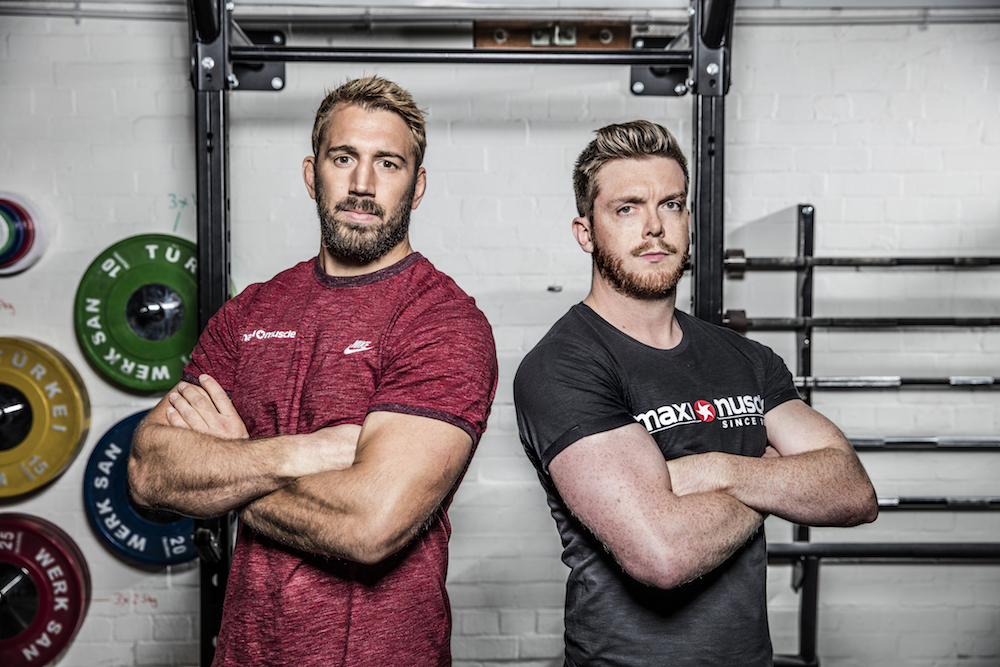 Rucking with Robshaw