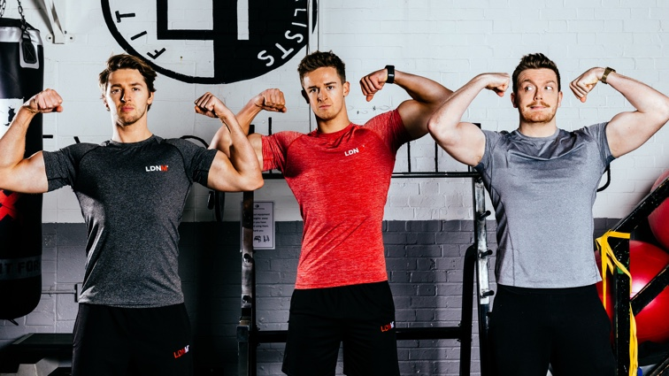 Lifting with LDN Muscle
