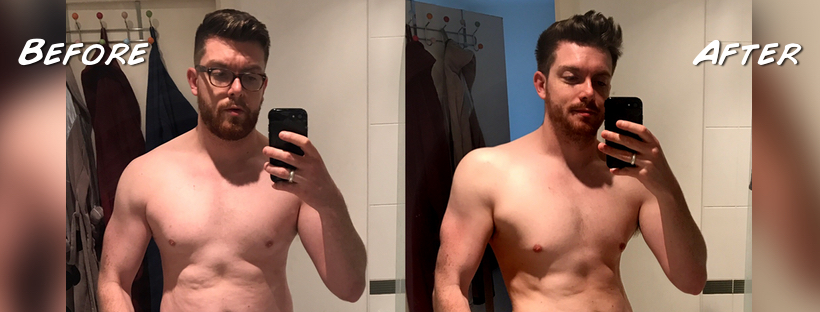 12 weeks to be a strong man?