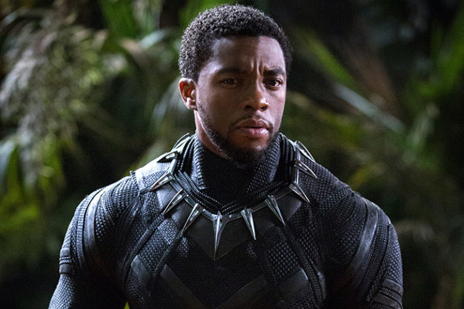 Black Panther (spoiler free) review: The King is in.