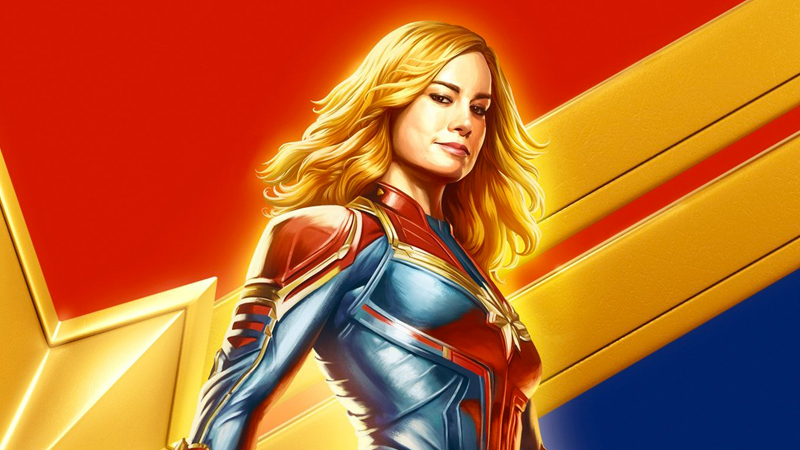 Captain Marvel packs a punch! – Review
