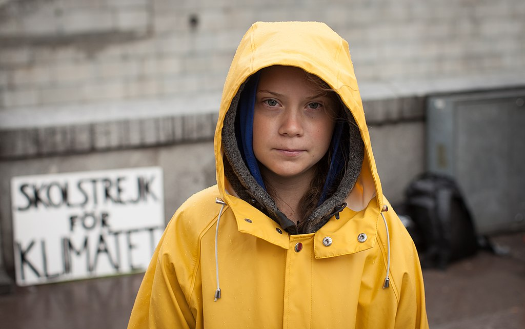 Greta Thunberg: Climate activist pushes Canada, Norway on climate before UN Security Council vote