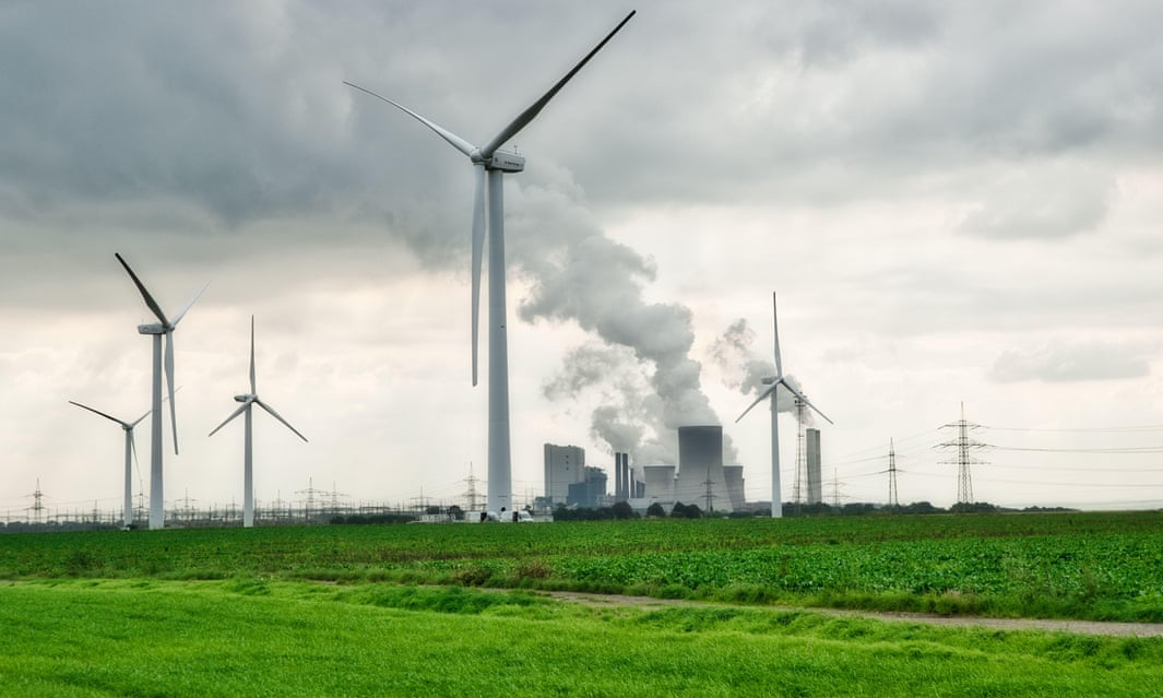 EU green recovery package sets a marker for the world