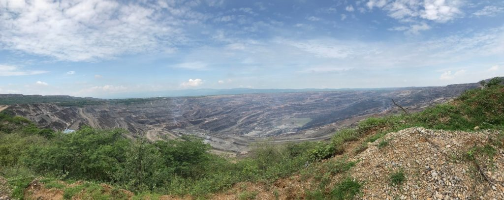 Cerrejon mine violates the human rights of local people in Colombia
