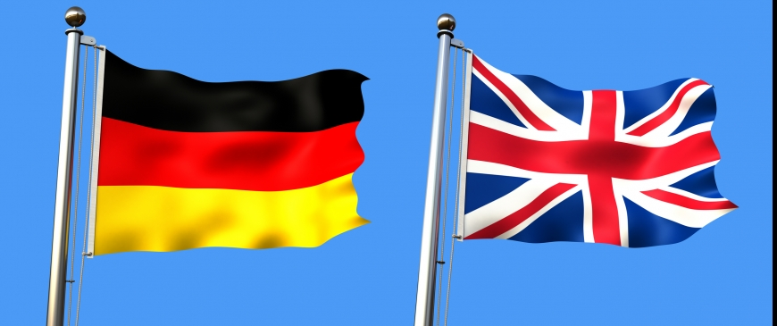 Germany and Britain call for 'green recovery' from pandemic
