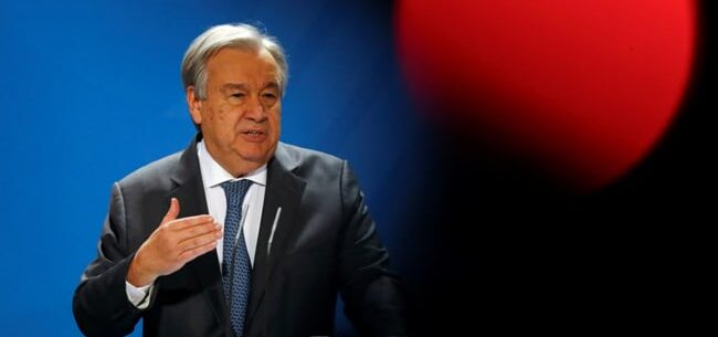 UN Chief: No Good Reason For Any Country To Include Coal In COVID-19 Plan