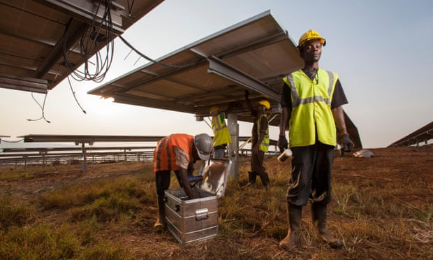 Africa can become a renewable energy superpower – if climate deniers are kept at bay