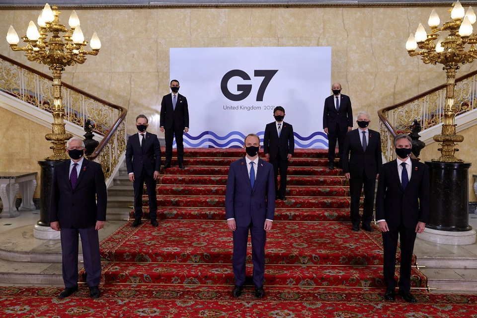 How can G7 step up for people?