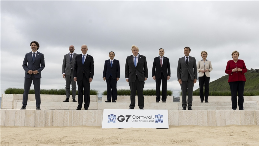 The G7 summit's unexpected green lining: nature regeneration