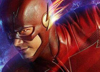 Barry Allen as The Flash CW TV show