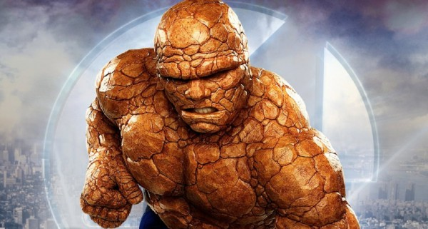 The Thing physically powerful character