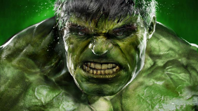 Hulk physically most powerful marvel characters