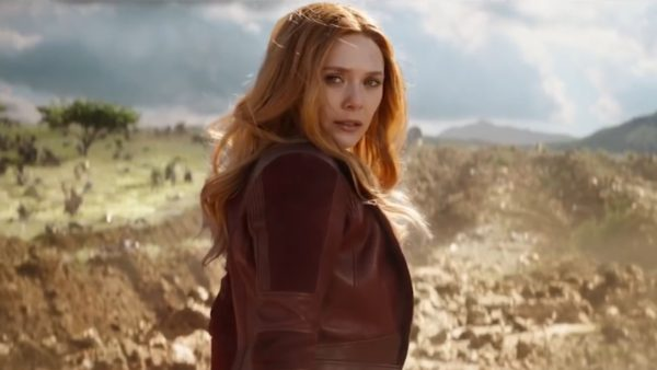 Scarlet Witch Avengers Infinity War