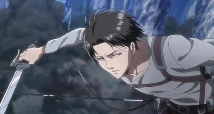 Levi attack on titan chapter 127 release date