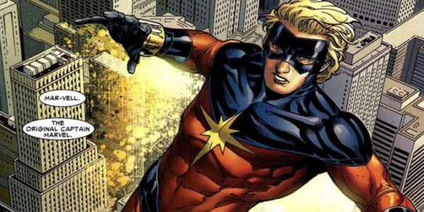 Walter Lawson as captain mar-vell