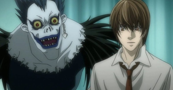 light yagami death note