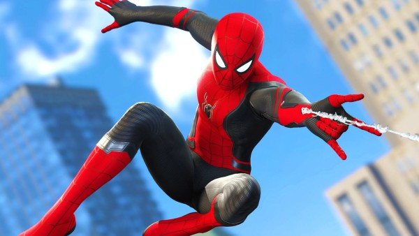 spider man far from home suit strongest