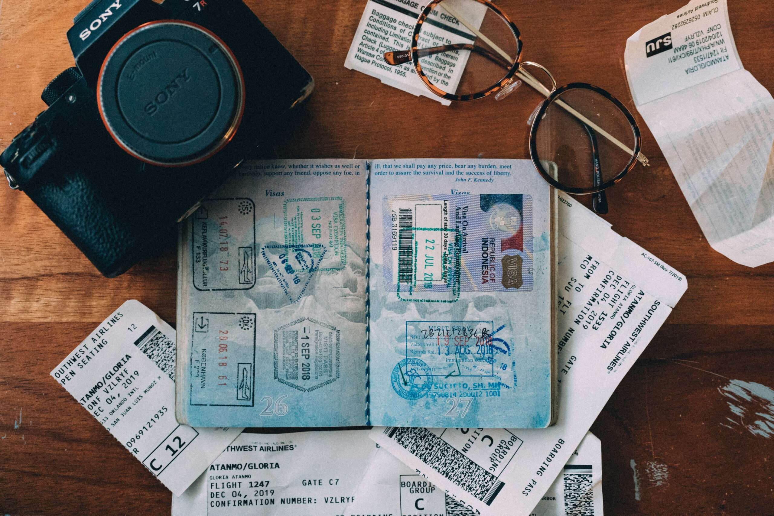 Passport Expiry Date