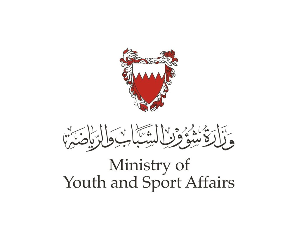 Bahrain Ministry of Youth and Sport Affairs logo