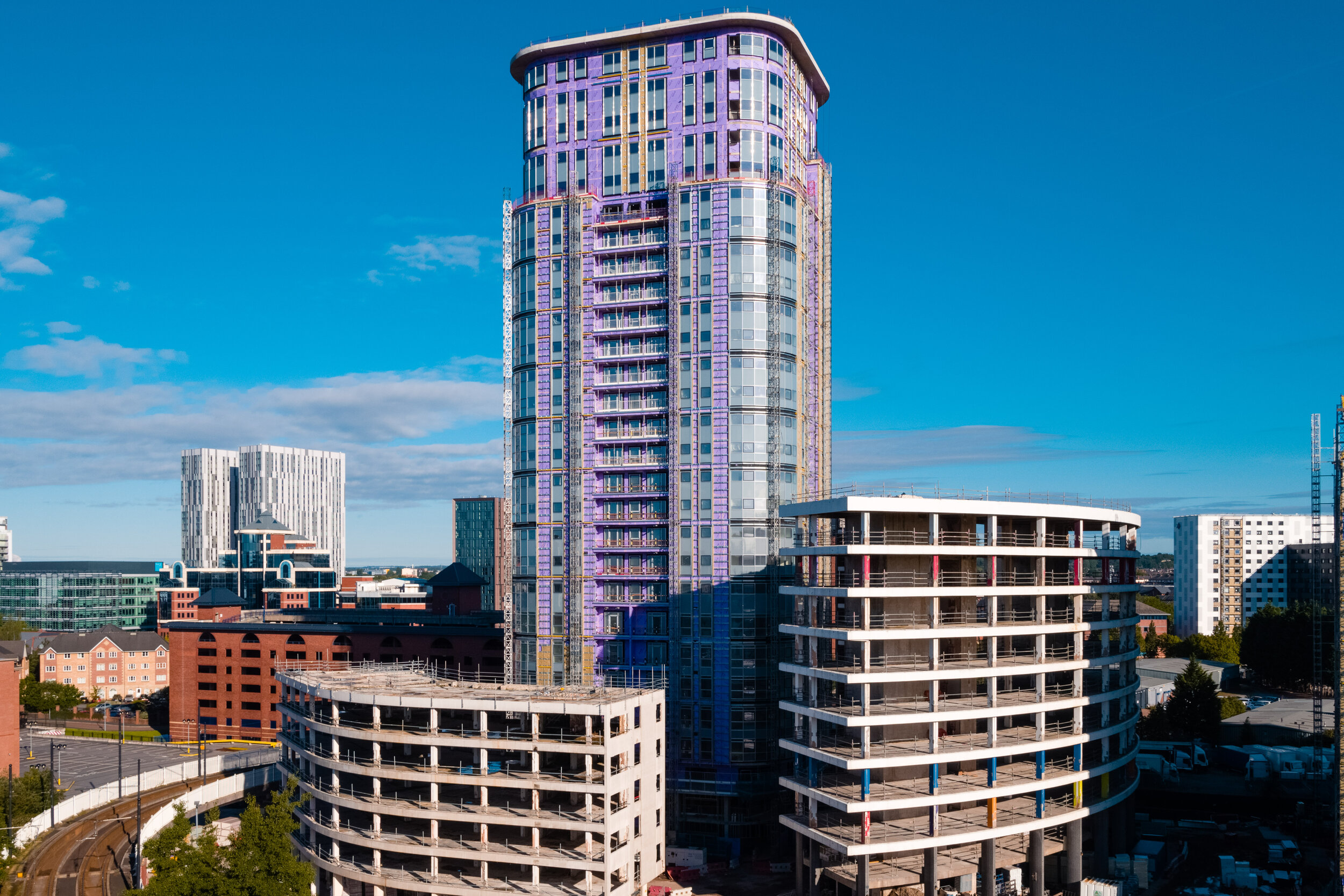 Northill Apartments   Fortis Quays – Manchester