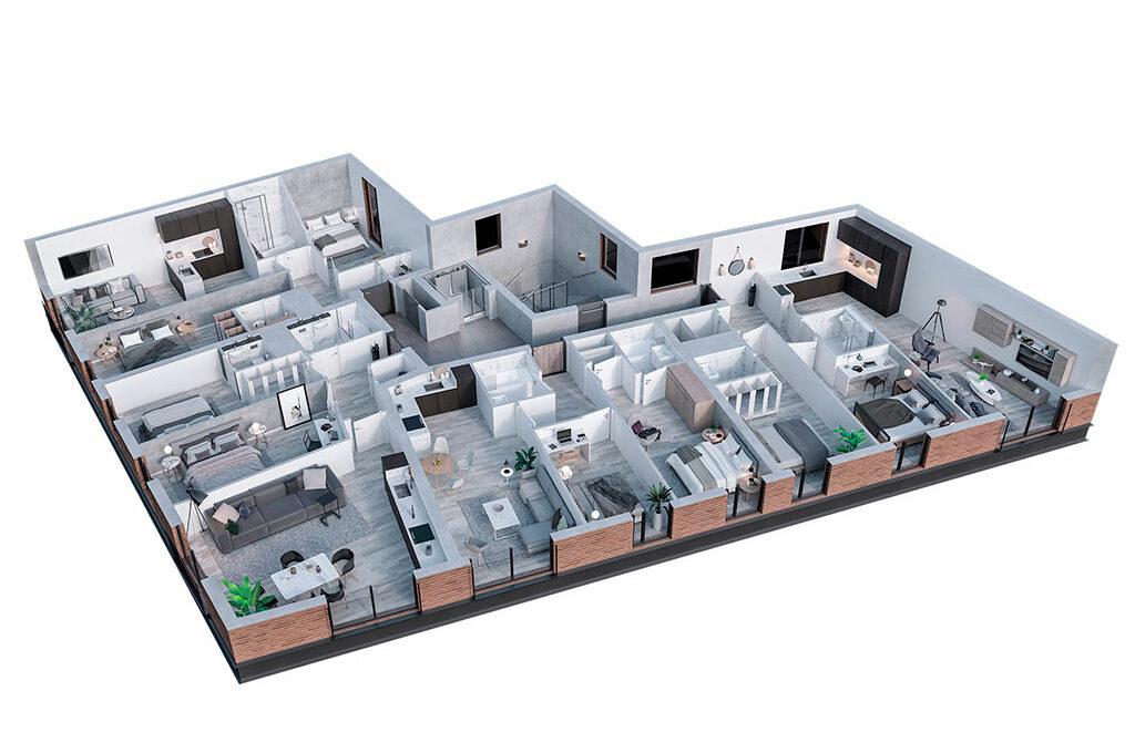 No76_Floor-3D-plan