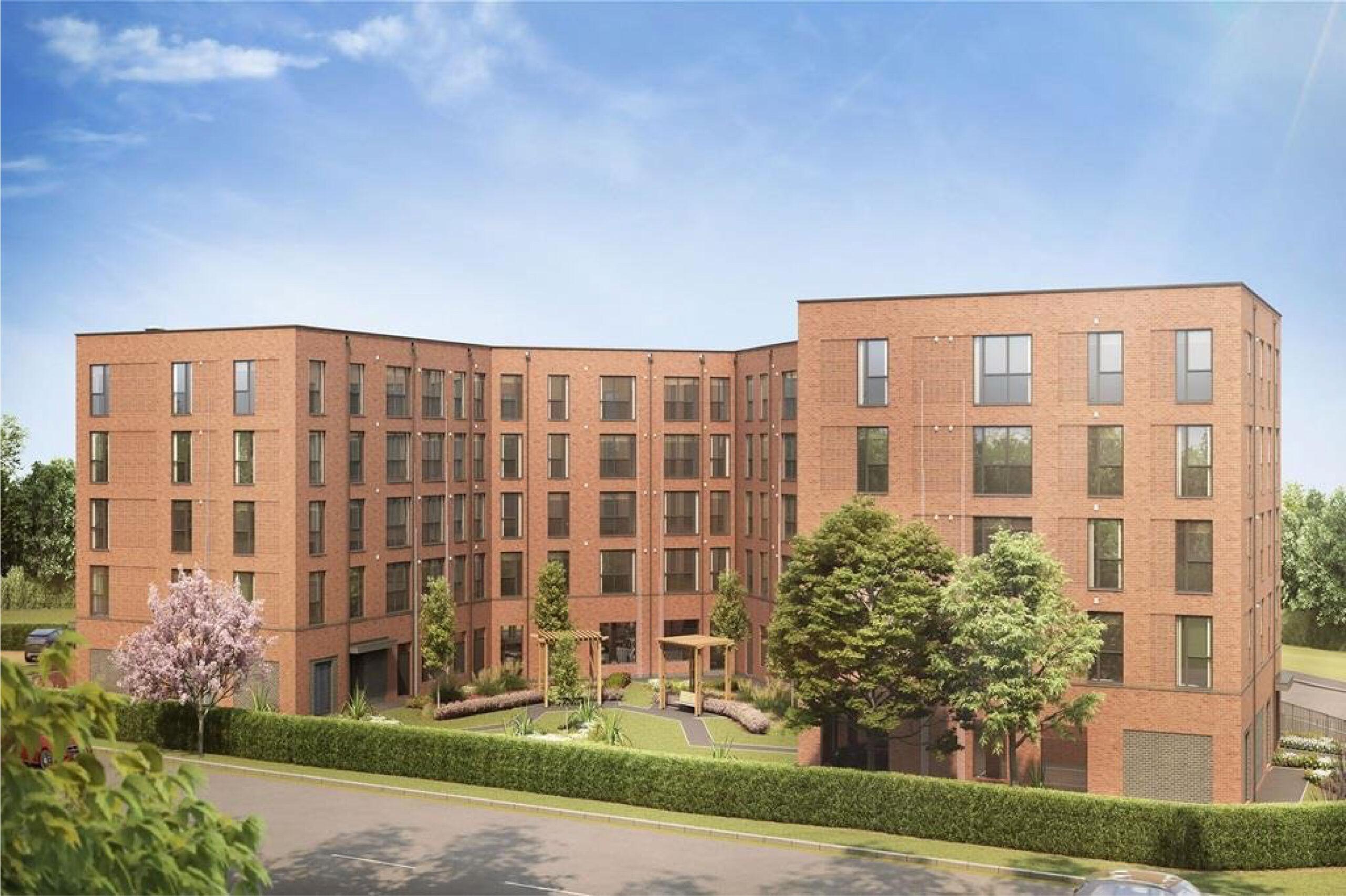 B5 Central – Berrington Place |  Birmingham