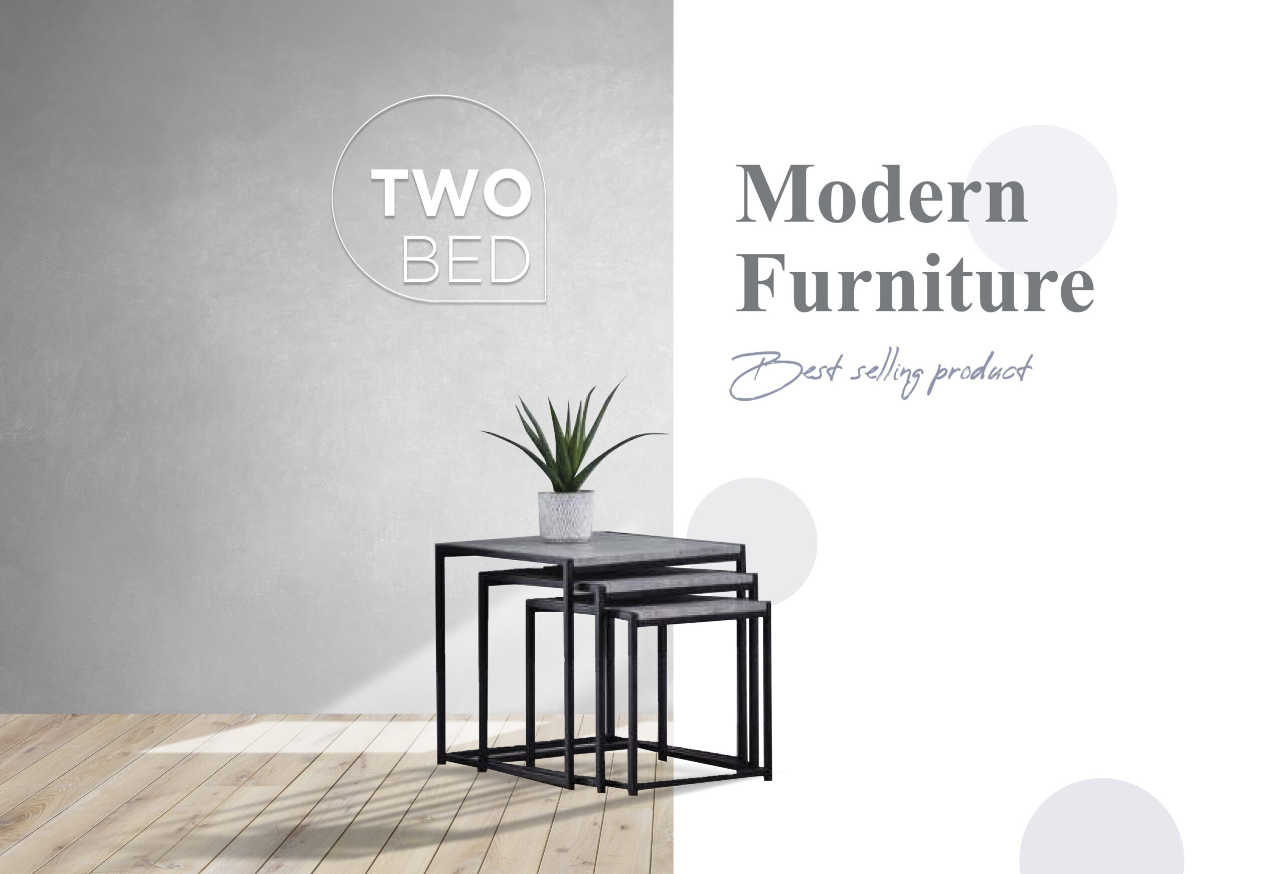 Furniture Pack – 2 Bed Manchester
