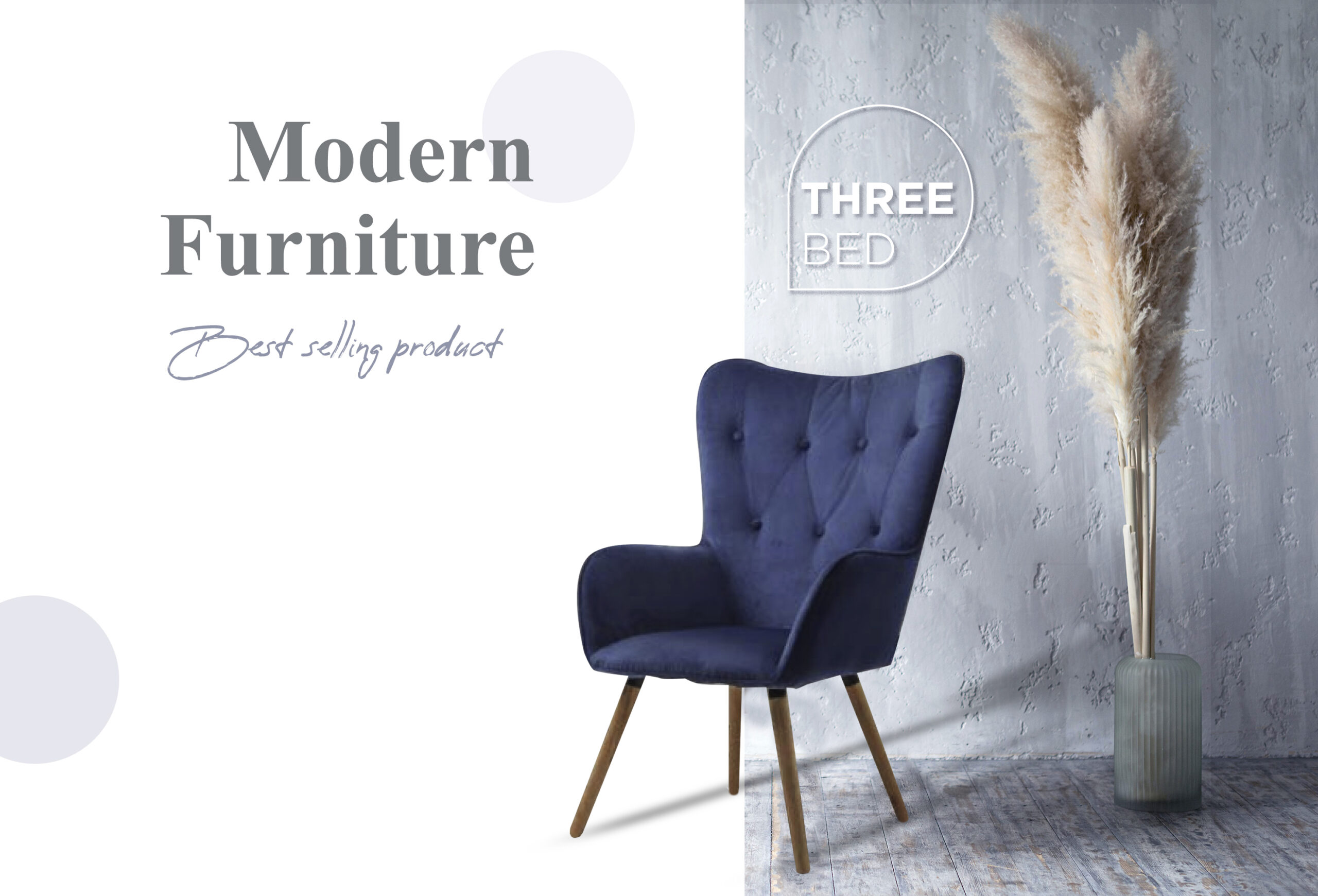 Furniture Pack – 3 Bed Manchester