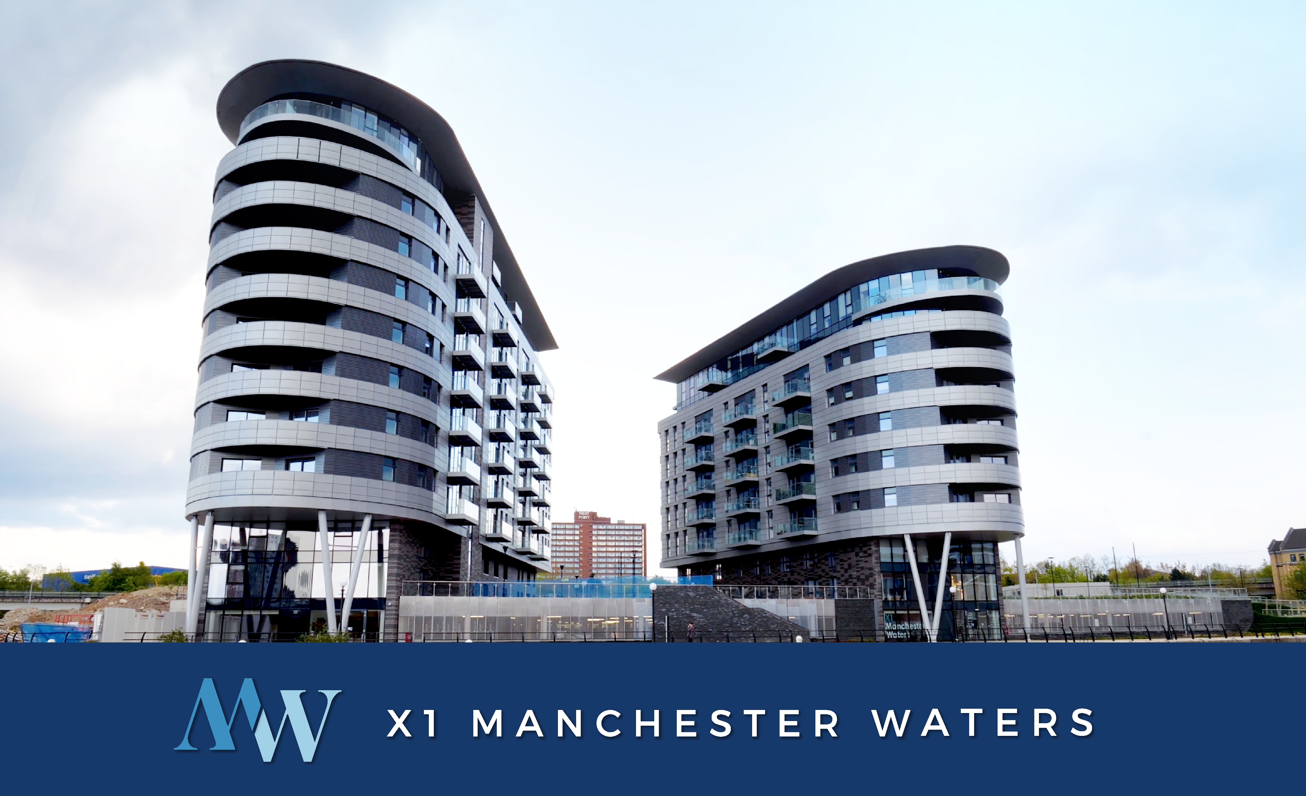 X1 Manchester Waters Tower 1 | Manchester