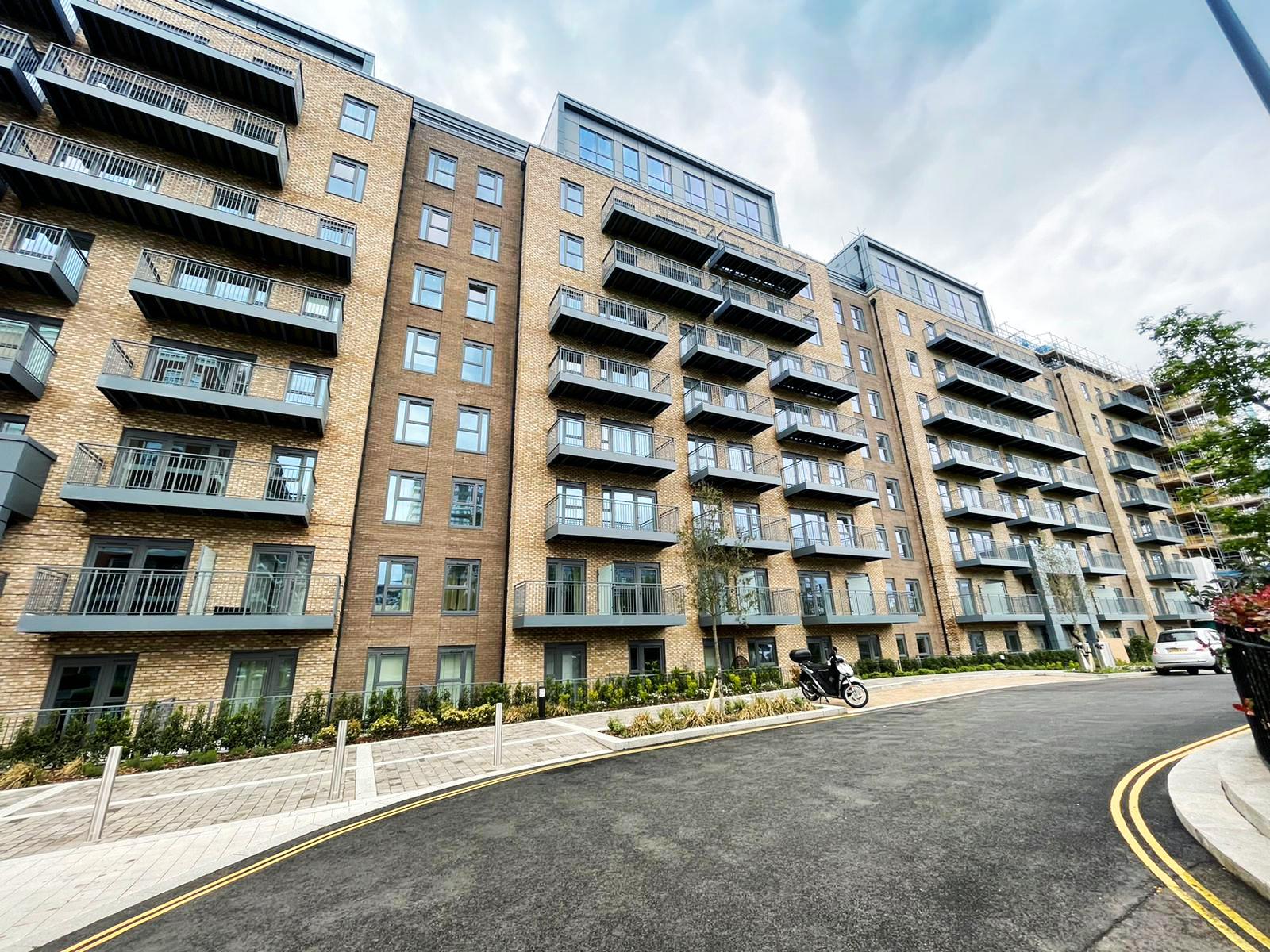 Fairbank Apartments | Beaufort Park | London Zone 4