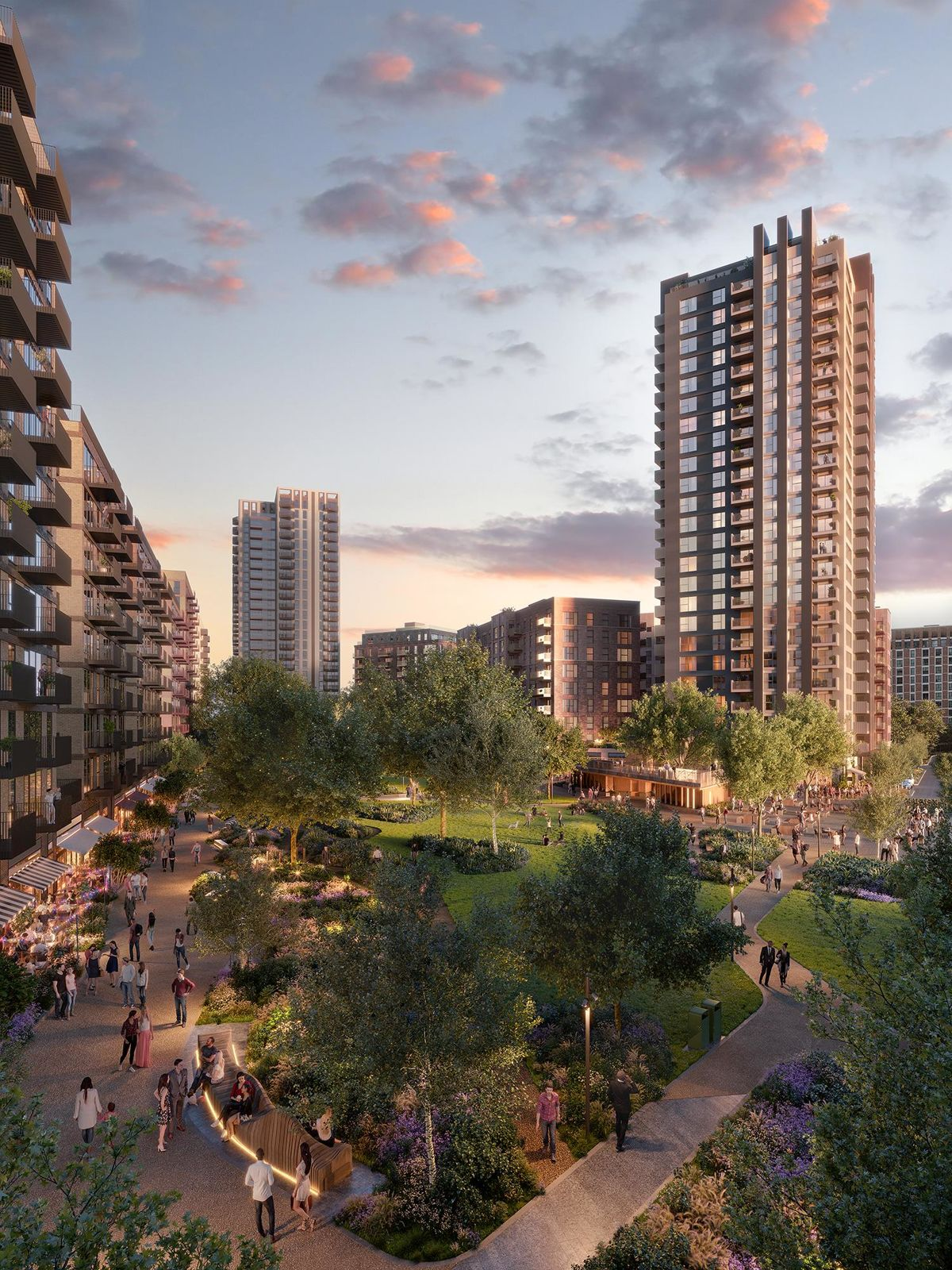 Park & Sayer   London Zone 1