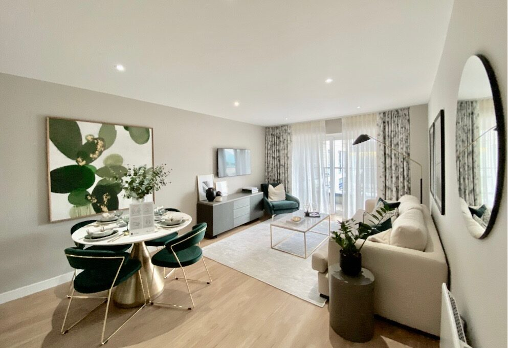Beaufort Park-farington house showroom3