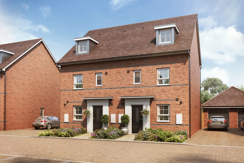 Eldebury Place Houses Surrey