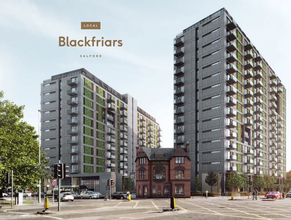 Local Blackfriars 兩房 |Manchester