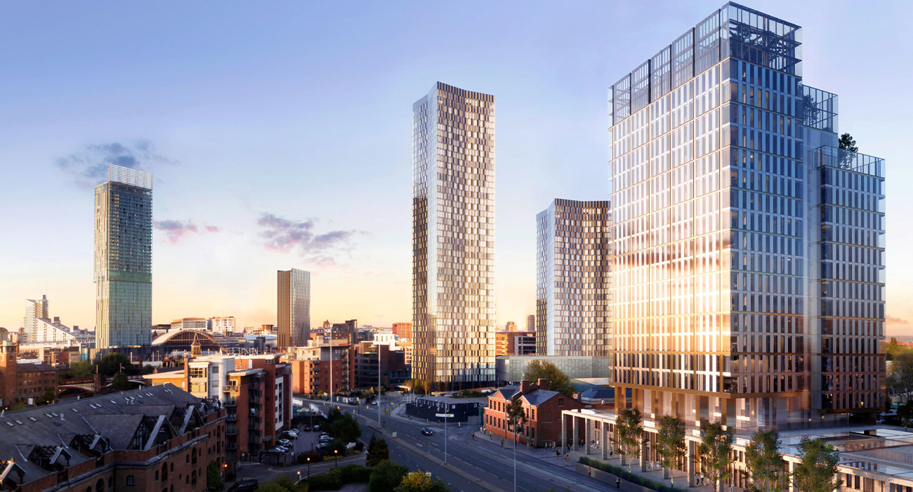Victoria Residence Manchester