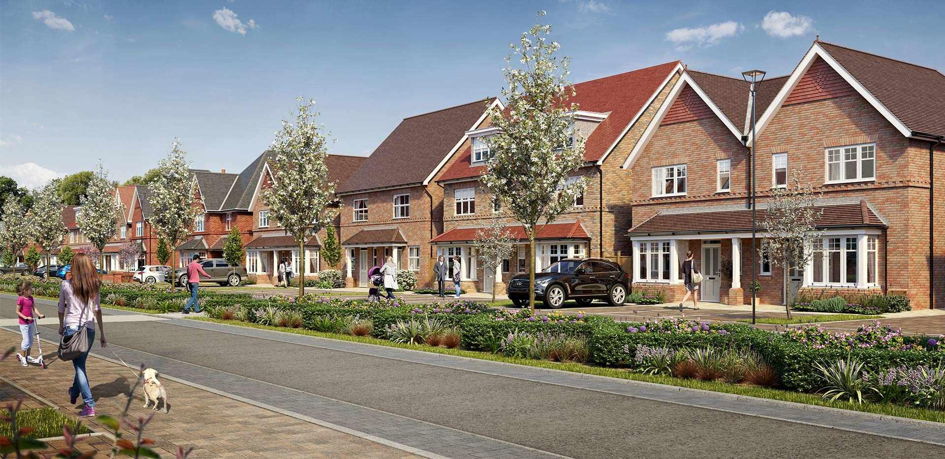 Highcroft | Houses | Wallingford